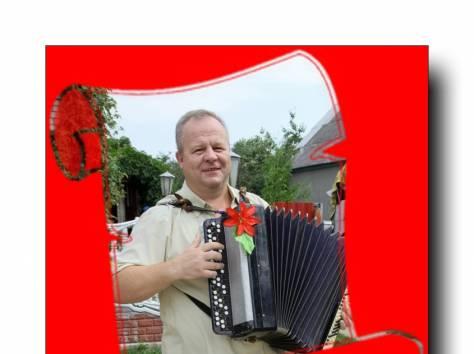 На юбилей свадьбу крестины тамада ведущий баянист дискотека в Кличеве и районе., фотография 1