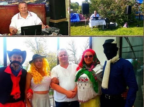 На юбилей свадьбу крестины тамада ведущий баянист дискотека в Кличеве и районе., фотография 7