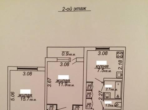 Продаётся 2-х комнатная уютная квартира, Витебская область, город Новолукомль, улица Энергетиков, дом 23, фотография 12