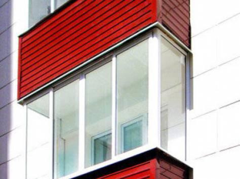 Обшивка балконов в бобруйске, бобруйск, цены на косметически.