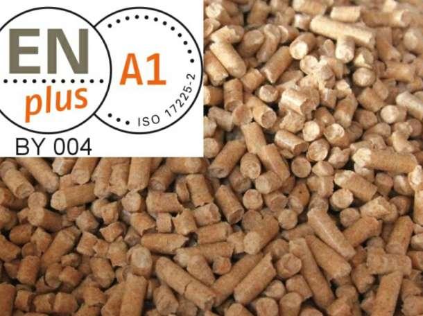 Пеллеты (древесные топливные гранулы) премиум класса., фотография 1