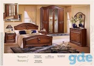 Классическая спальня Валерия жемчуг 4, фотография 2