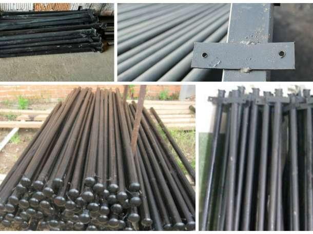 Металлические столбы для забора с доставкой в Толочин, фотография 1