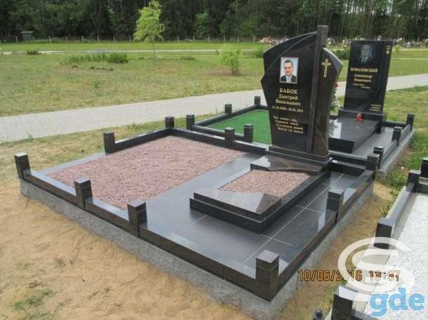 Благоустройства мест захоронения, фотография 3