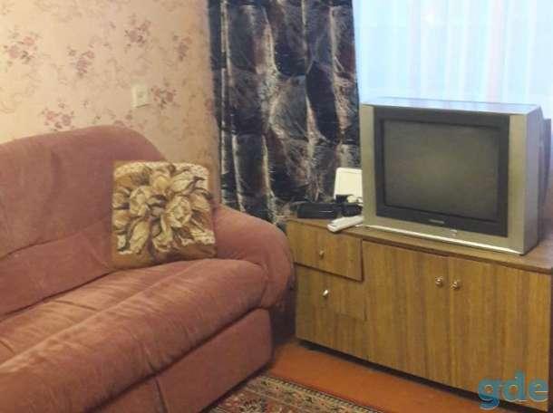 Сдаю 4-х комнатную квартиру посуточно, мкр-н Первомайский,47, фотография 1