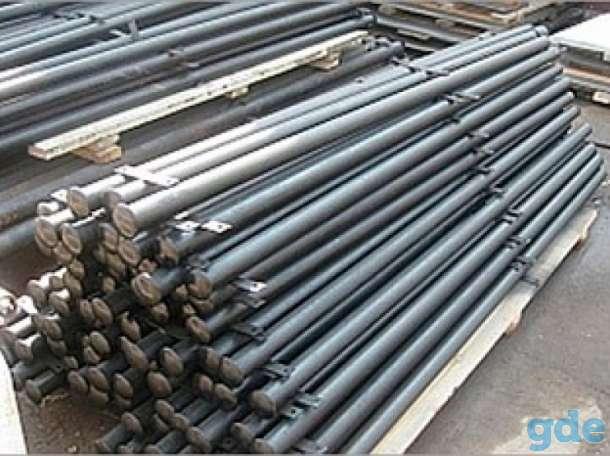 Металлические столбы для забора с доставкой в Дрогичин, фотография 1