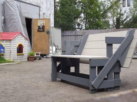 садовая мебель под заказ, фотография 4