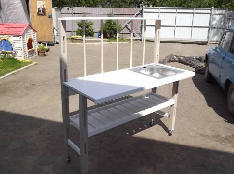 садовая мебель под заказ, фотография 6