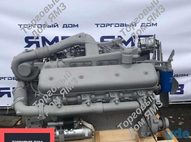 Двигатель ЯМЗ 238НД5, фотография 7