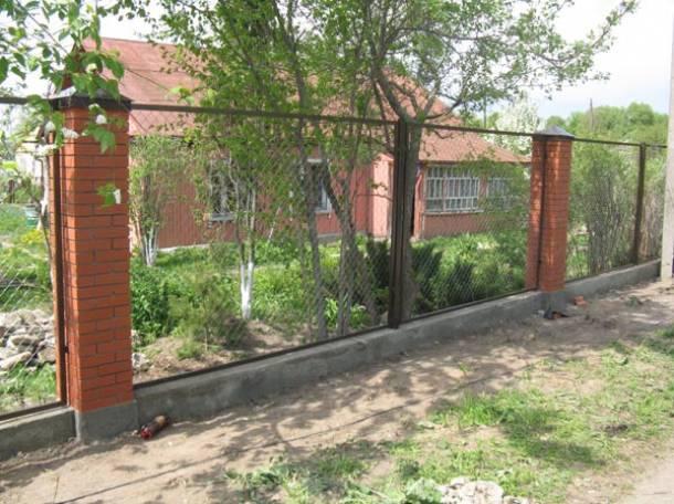 Секция заборная., фотография 1