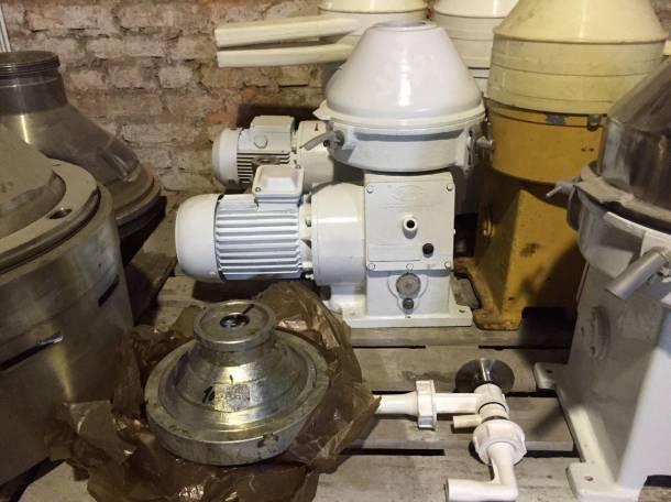 Сепаратор-молокоочиститель Ж5-Плава-ОСК-1, фотография 4