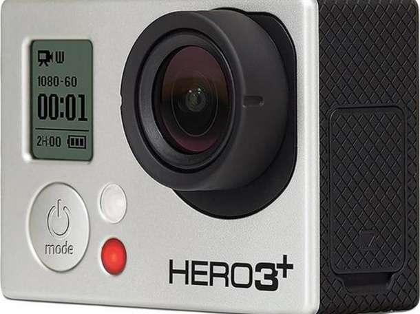 gopro hero 3+black edition с пультом, фотография 4