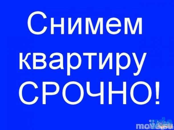 Снимем квартиру СРОЧНО!, фотография 1