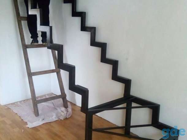 Лестницы(каркас лестницы), фотография 9