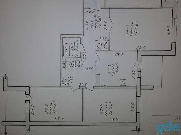 3-комнатная квартира в в/городке, ул. Армейская, фотография 1