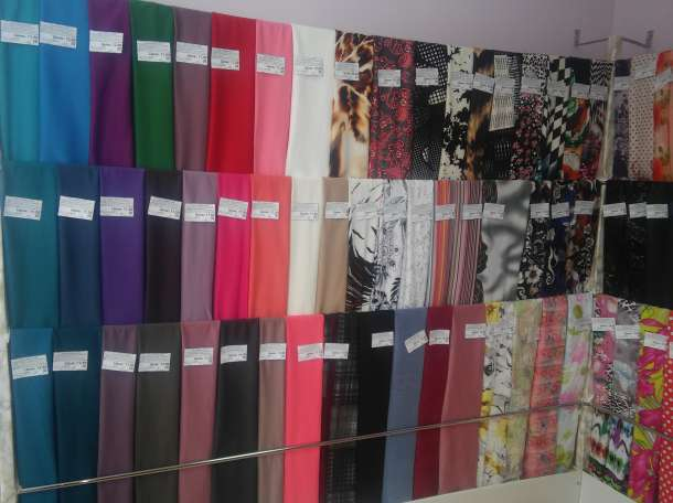 Ткани для одежды, фотография 3