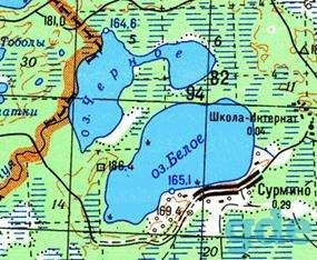 участок в заказнике на берегу озера 25 сот, Езерищанский рн пос Сурмино, фотография 2