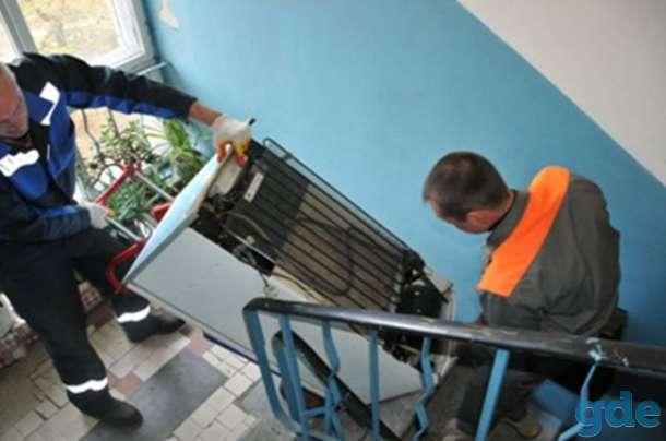 Вывоз старой бытовой техники, фотография 1