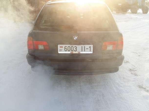 Продам BMW 520 D, фотография 9