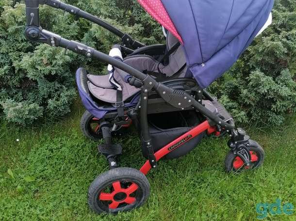 Детская коляска, фотография 3