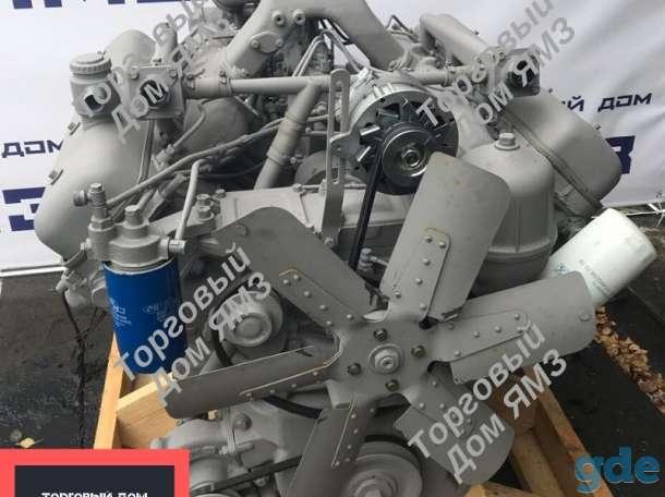 Двигатель ЯМЗ 238НД5, фотография 5
