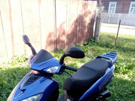 срочно продам скутер, фотография 2