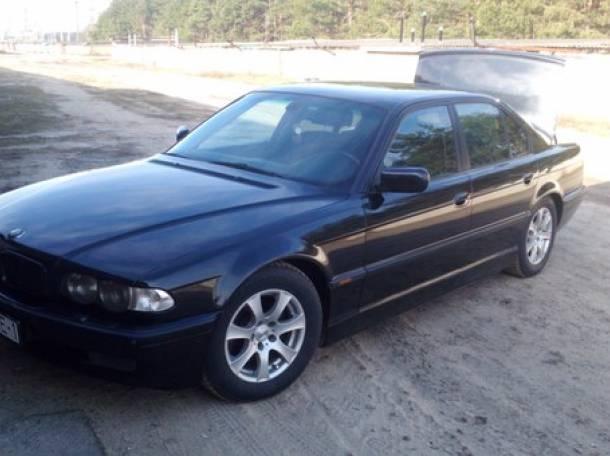 BMW 730, фотография 1