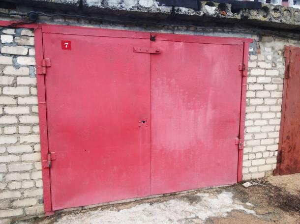 Продам кирпичный гараж В Фаниполе за магазином Верас!!!, фотография 3