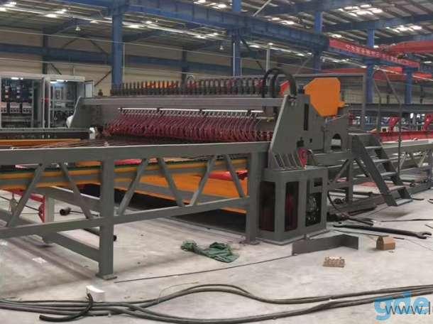 Станок для производства сварной арматурной сетки, фотография 3