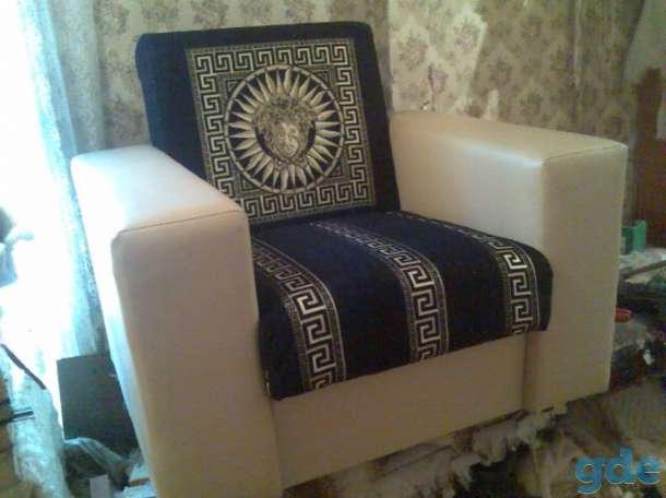 Ремонт и перетяжка мягкой мебели, фотография 12