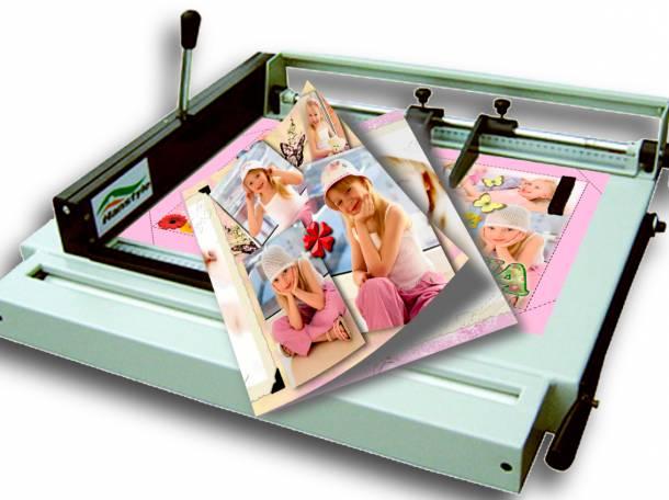 Оборудование и расходные материалы для производства фотокниг, фотография 3