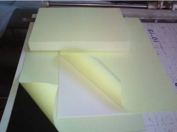 Самоклеющийся картон и пластик для производства фотокниг, фотография 4