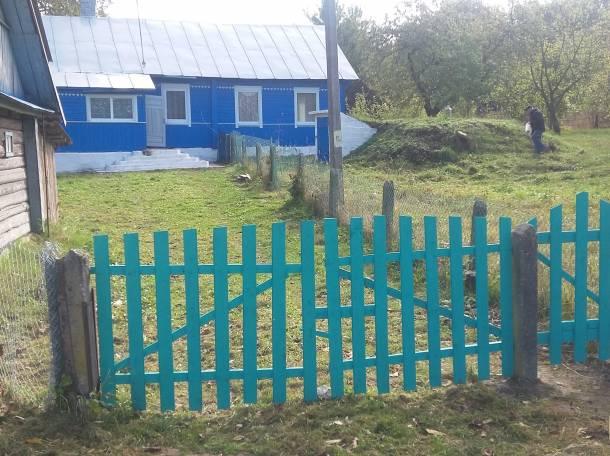Домик в деревне ждет своих хозяив, д. Тюрли, фотография 4