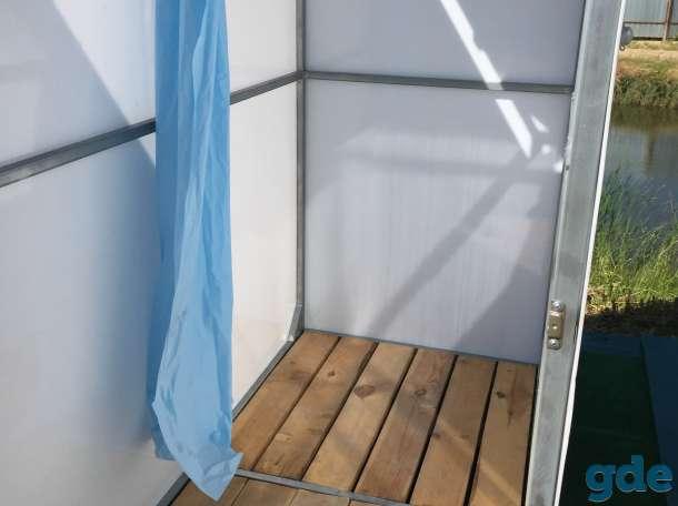 Летний душ для дачи. Бак: 55,110, 150, 200. Доставка., фотография 8