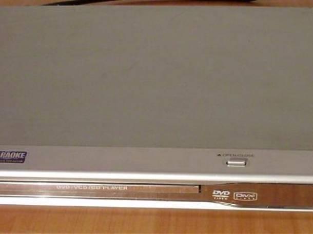 Продам DVD плеер LG DKE574XB, фотография 1