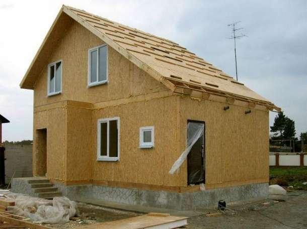 каркасное строительство, фотография 11