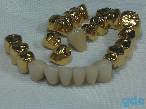 Вакуумные установки для нанесения покрытий  под золото  на зубные протезы из Беларуси, фотография 2