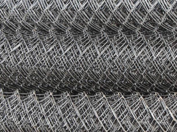 Оцинкованная сетка-рабица, фотография 1