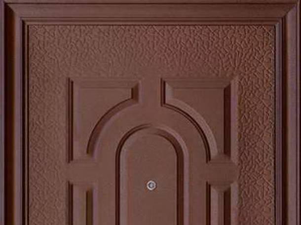 Металлические двери, фотография 1