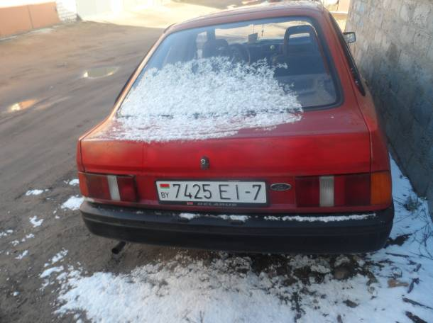 Автомобиль форд сиера., фотография 4