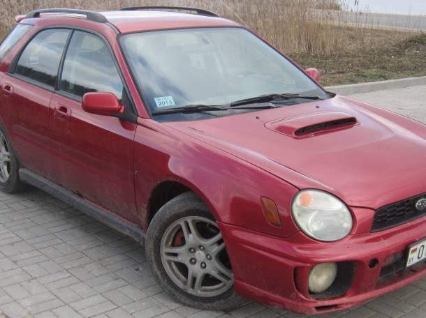 Продается  Subaru Impreza WRX, фотография 2