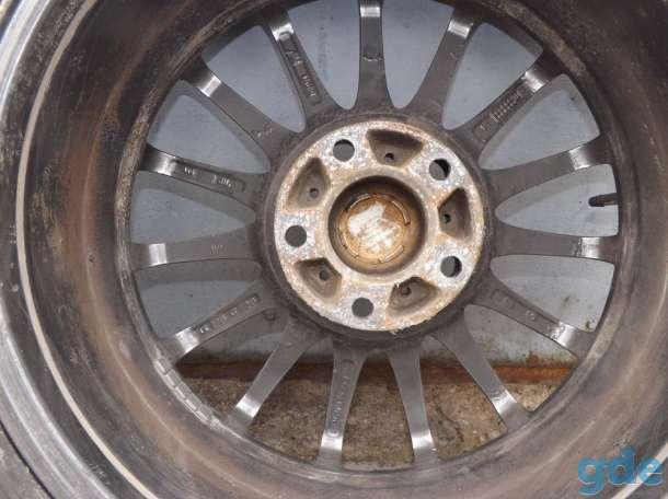 Диски с резиной для BMW R-17 4шт., фотография 4