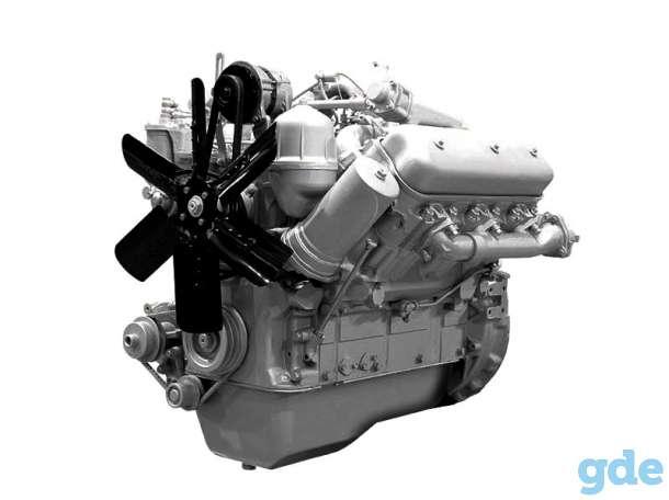 Ремонт двигателя ЯМЗ 236 турбированный, фотография 1