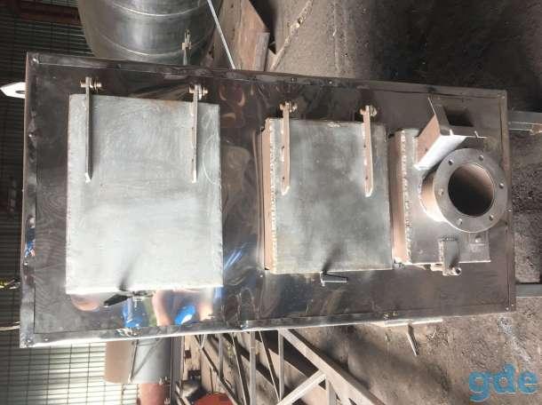 Твердотопливный водогрейный или масленый котёл с автоматической подачей топлива, фотография 3