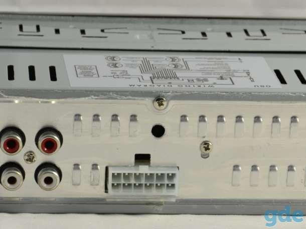Автомагнитола Pioneer CDX-GT1233 SD,USB,MP3,FM новая, фотография 3