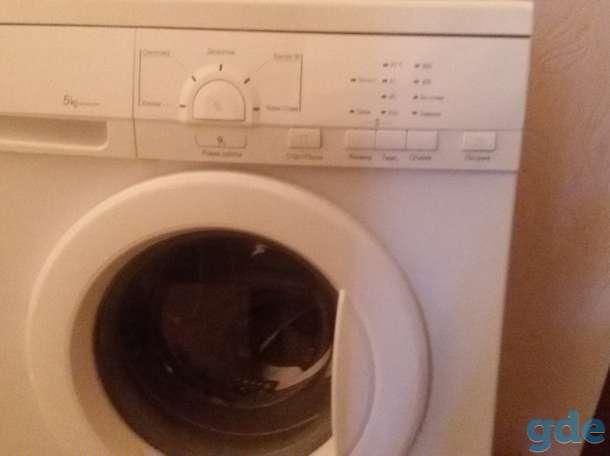 Продам стиральную машину, фотография 1