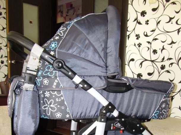 продам модульную коляску 3в1, 3в1 Krasnal saturn2, фотография 4