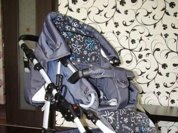 продам модульную коляску 3в1, 3в1 Krasnal saturn2, фотография 8
