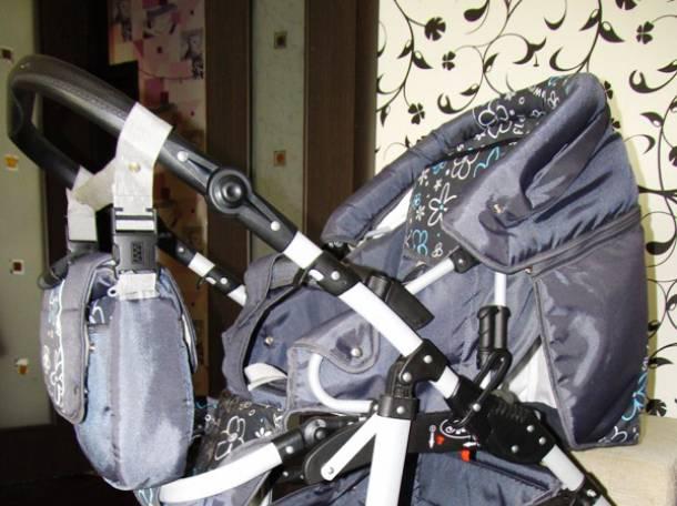продам модульную коляску 3в1, 3в1 Krasnal saturn2, фотография 10