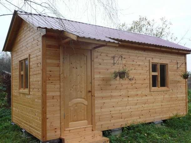 строительство дачных домиков, фотография 7